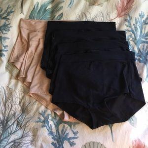 fc6c5c2607407 GAP Intimates & Sleepwear - NWOT Gap High Waist Breathe Bikini Underwear Lot